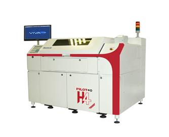 超过400×500mm的电路板,可以采用分区测试.
